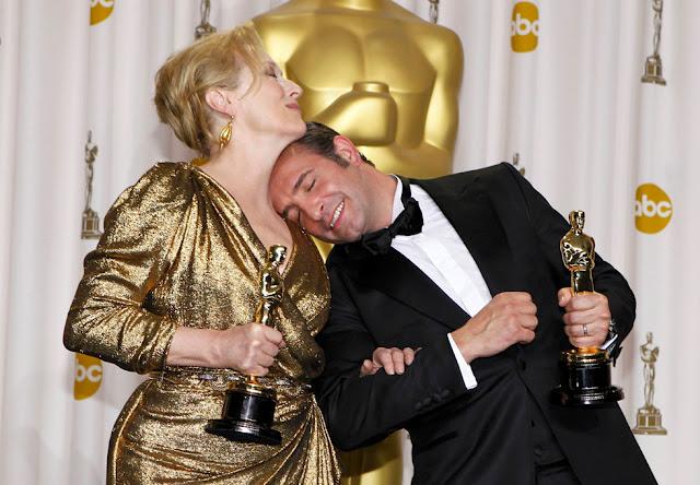 Los ganadores de los Oscar 2012