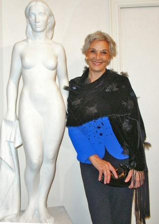 Luisa Sallent / Pintora y escultora