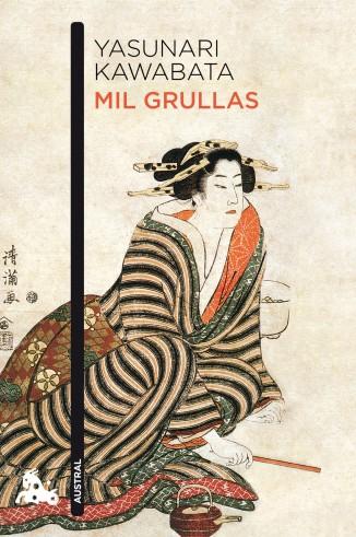 Mil grullas de Yasunari Kawabata