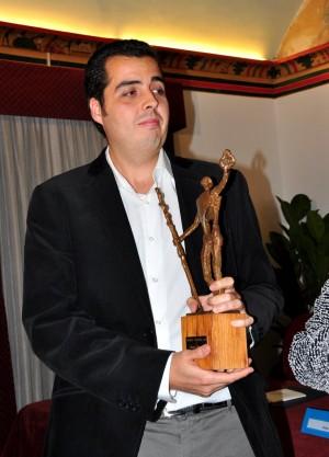 Poesía: Entrega del premio Adonais