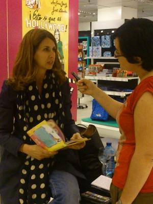 Ana García Siñériz / escritora