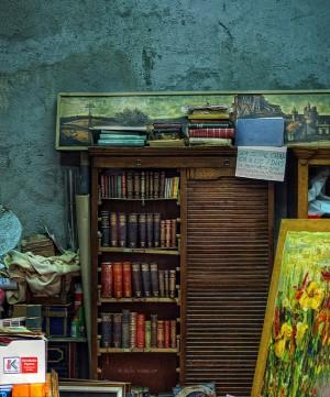 ¿A donde van los libros?