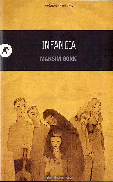 Infancia de Maxim Gorki