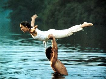 Cine de baile en los 80