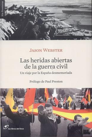 Las heridas abiertas de la Guerra Civil, de Jason Webster