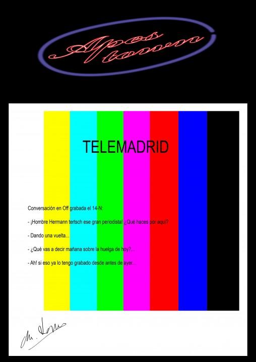 Telemadrid por Miguel Torres