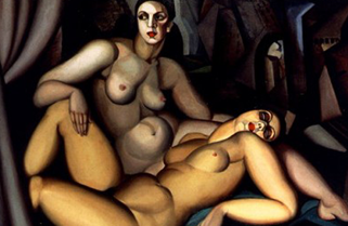 Arte:Tamara de Lempicka, icono de Art Decó
