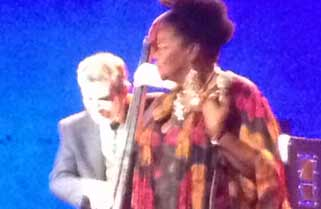 Janice Harrington al Festival de Jazz de Elche