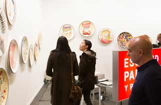 Optimista mirada al arte en ARCO 2014