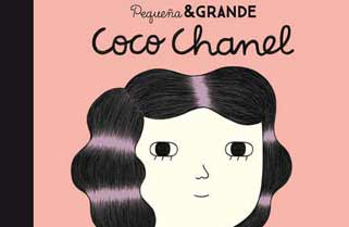 Pequeña & Grande Coco Chanel de Mª Isabel Sánchez Vegara