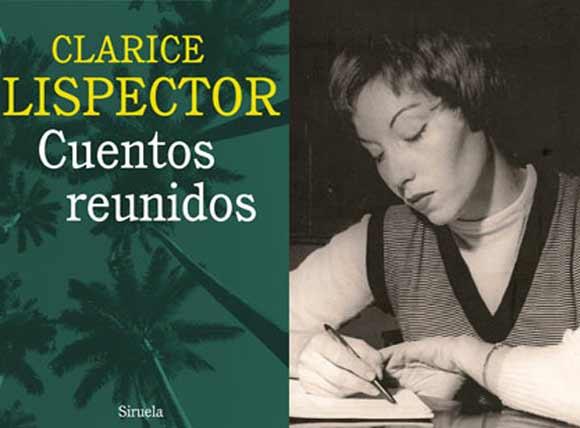 Cuentos reunidos de Clarice Lispector