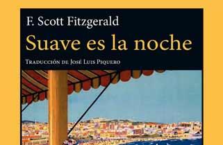 Suave es la noche de F. Scott Fitzgerald