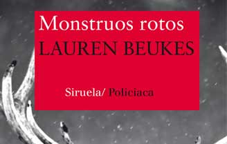 Monstruos rotos de Lauren Beukes