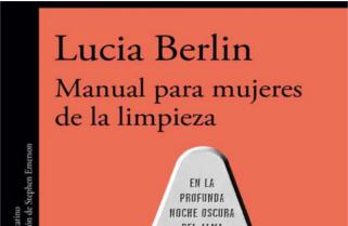 Manual para mujeres de la limpieza de Lucía Berlín