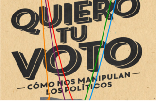 Quiero tu voto de Pedro Bermejo
