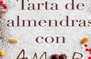 Tarta de Almendras con amor de Ángela Vallvey