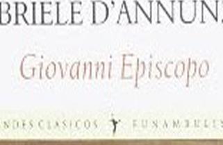 Giovanni Episcopo de Gabriele D'Annunzio