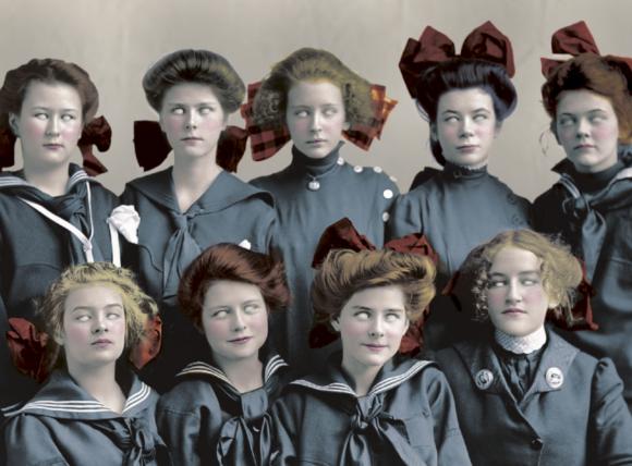 Damas oscuras (Compilación de relatos del siglo XIX)