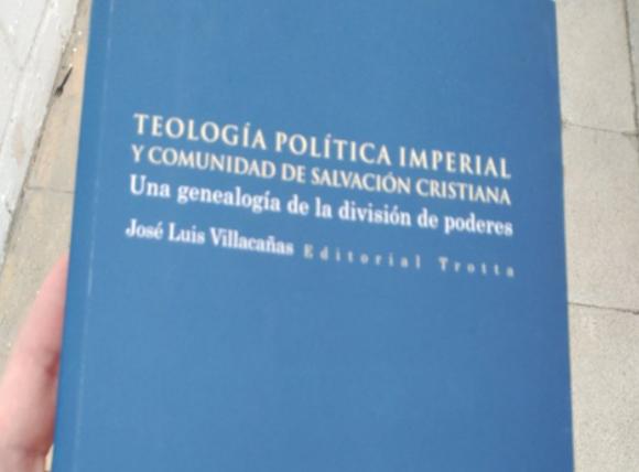 Teología política imperial y comunidad de salvación cristiana