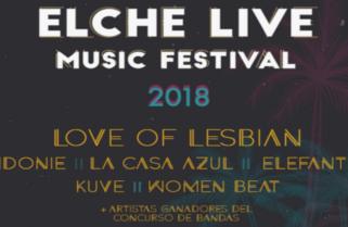 Elche Live Music Festival, tiembla Candalix