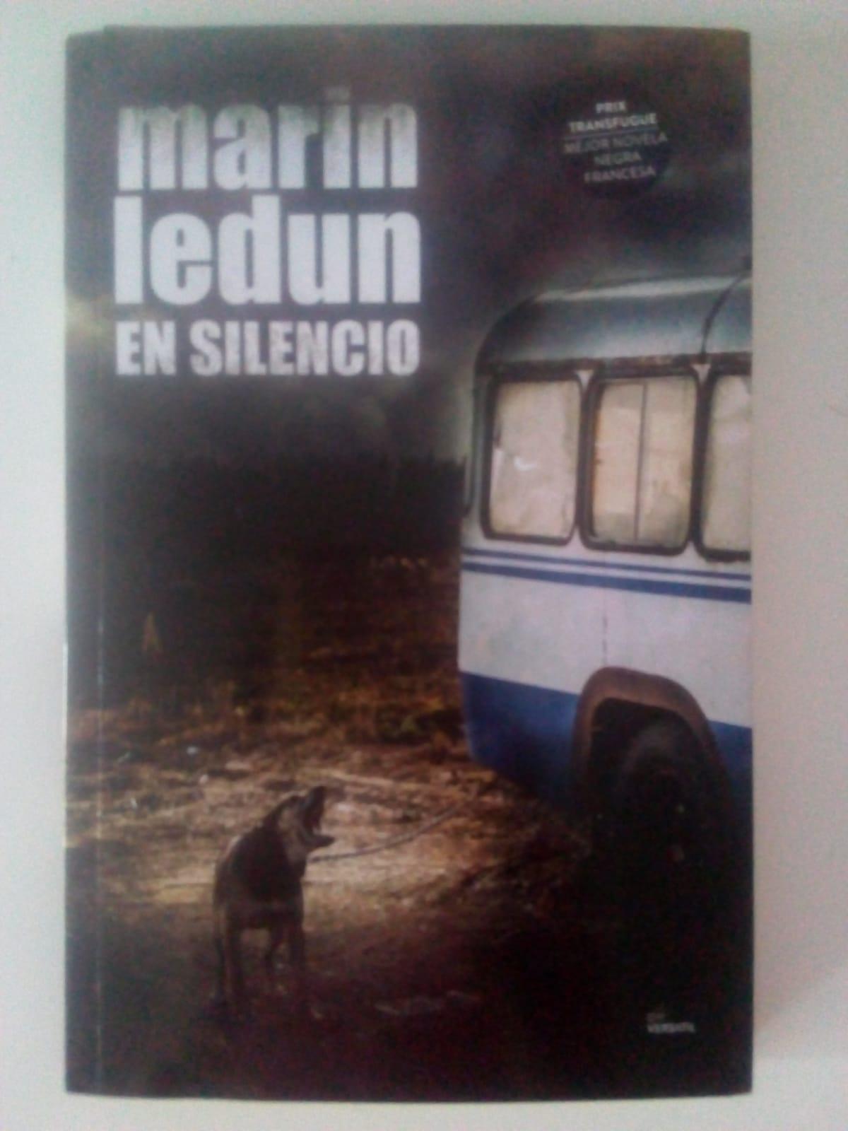 En silencio de Marin Ledun