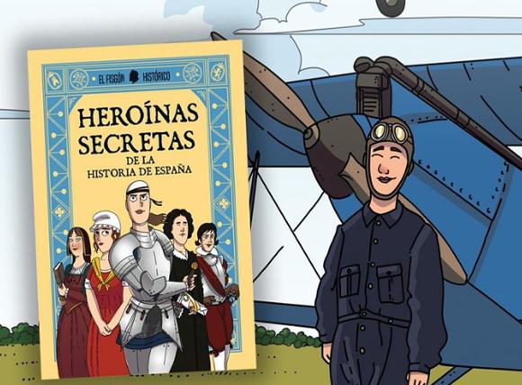 Heroínas secretas de la historia de España de Juan de Aragón