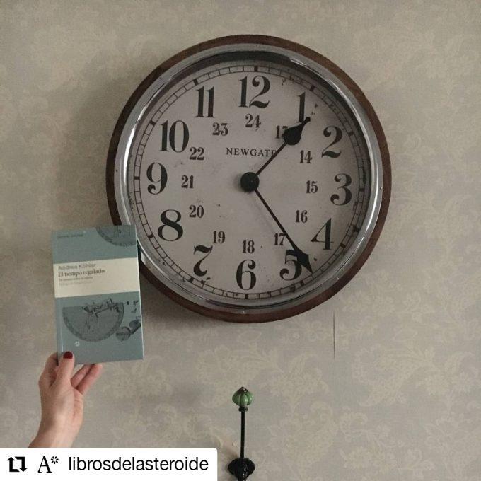 El tiempo regalado de Andrea Köhler