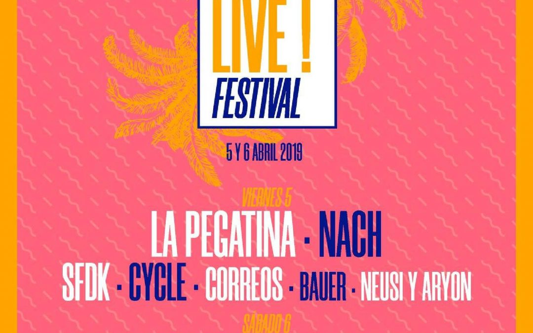 IV Edición Elche Live Festival