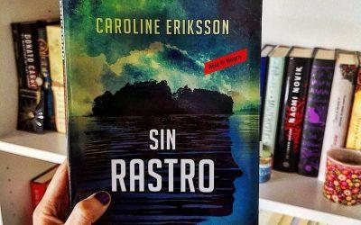 Sin rastro de Caroline Eriksson