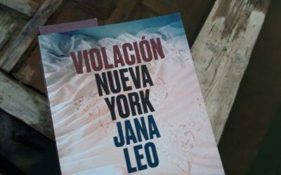 Violación Nueva York de Jana Leo