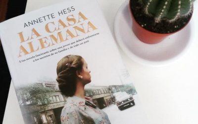 La casa alemana de Annette Hess