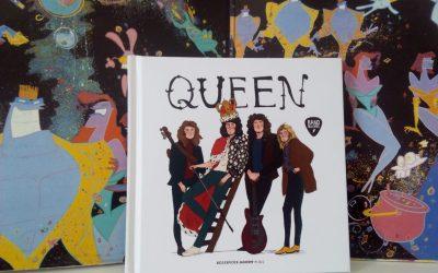 Queen band records de Soledad Romero Mariño