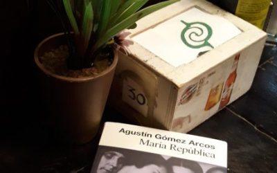 María República de Agustín Gómez Arcos