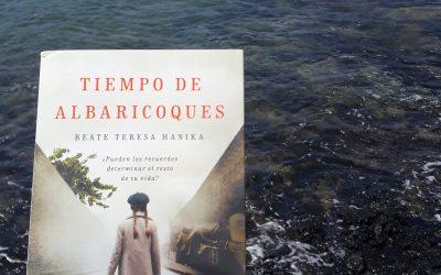 Tiempo de albaricoques de Beate Teresa Hanika