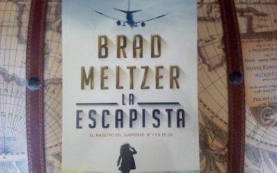 La escapista de Brad Meltzer