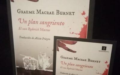 Un plan sangriento de Graeme Macrae Burnet