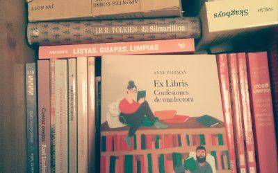 Ex-libris. Confesiones de una lectora de Anne Fadiman
