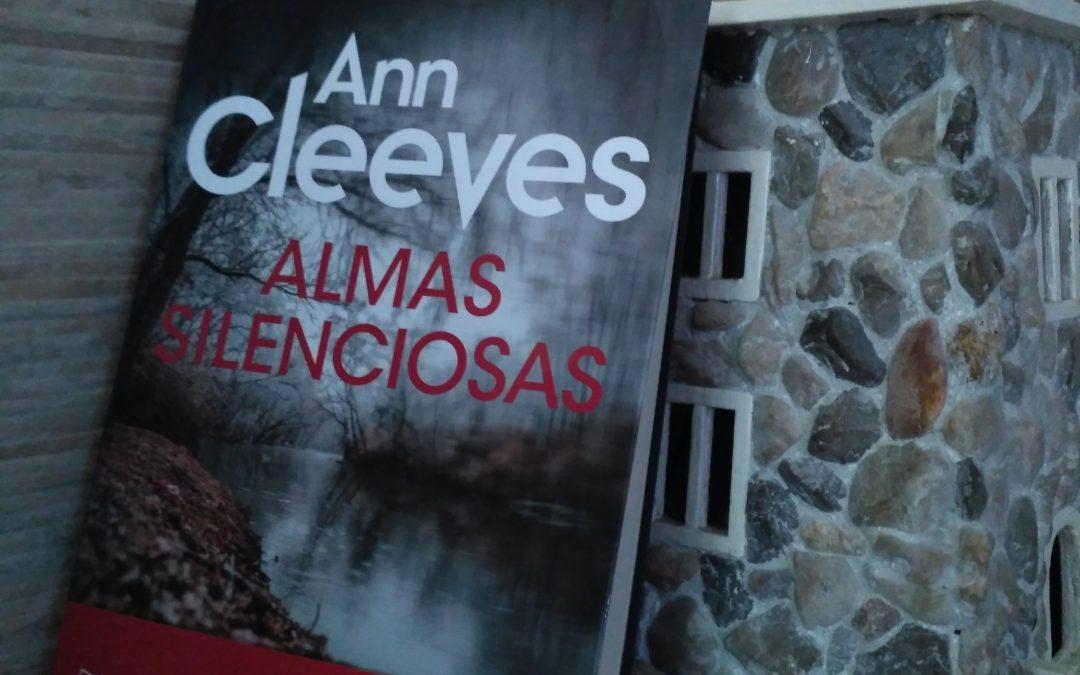 Almas silenciosas de Ann Cleeves