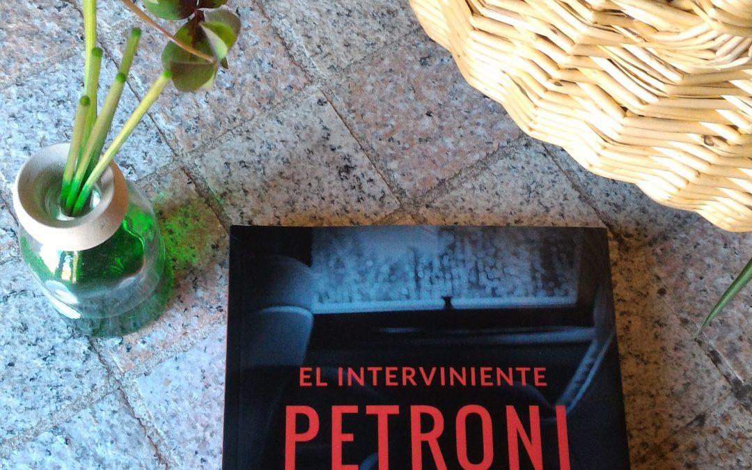 El interviniente Petroni de Francisco del Pozo