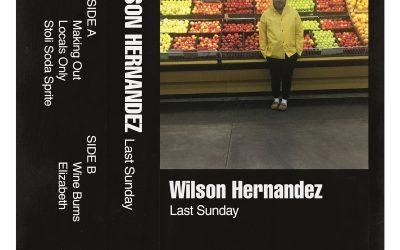 Last Sunday, Ep de Wilson Hernández