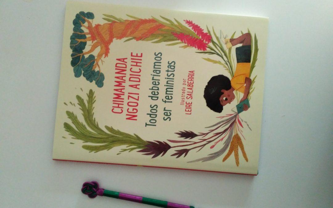 Todos deberíamos ser feministas, de Chimamanda Ngozi Adichie