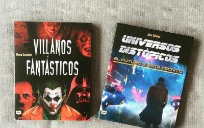 Villanos fantásticos de Manu González