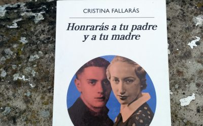 Honrarás a tu padre y a tu madre de Cristina Fallarás
