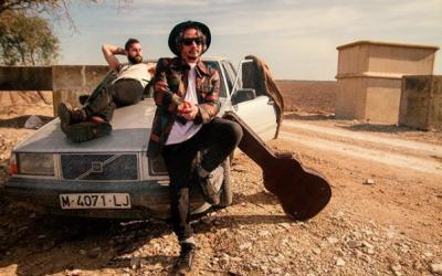 Astola y Ratón presentan Rock de palo