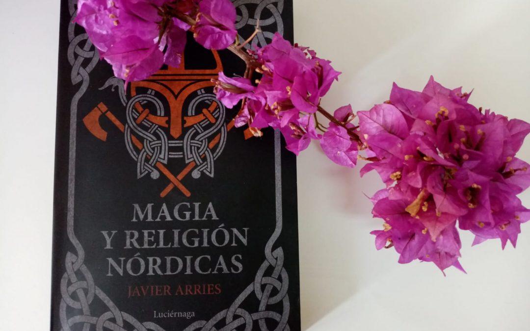 Magia y religión nórdicas de Javier Arries