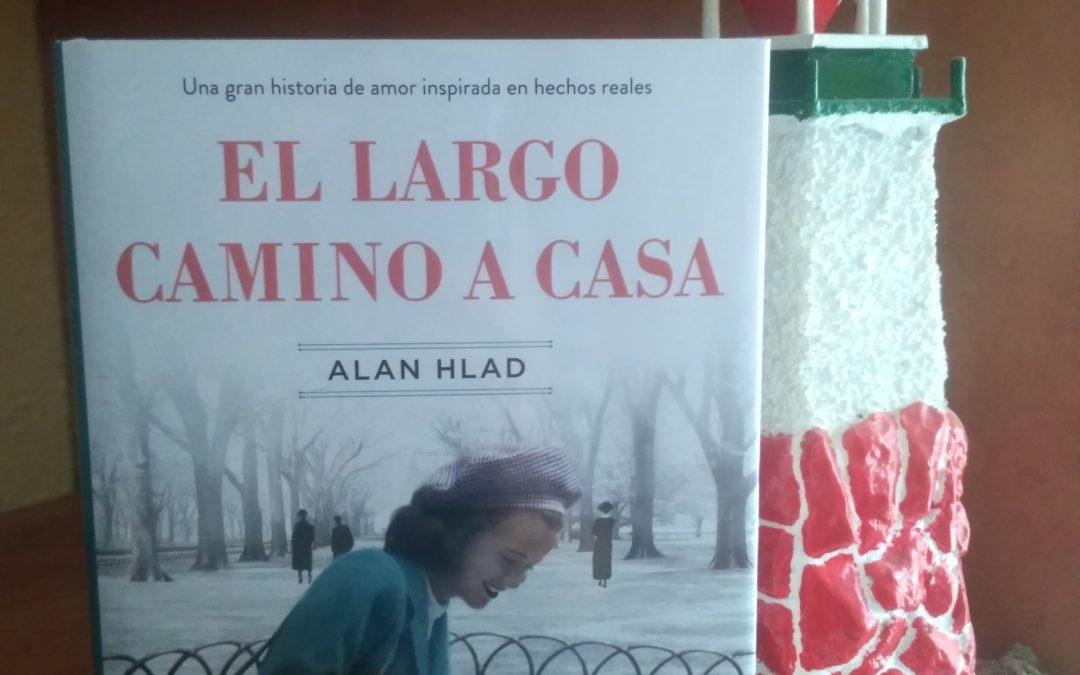 El largo camino a casa de Alan Hlad
