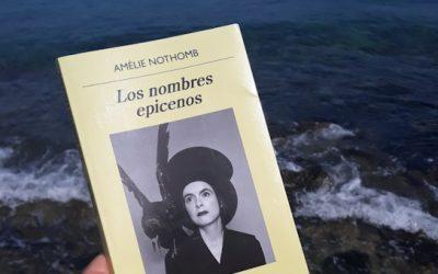 Los nombres epicenos de Amélie Nothomb