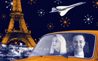 Julie et Joe, Le Midi y la magia francesa