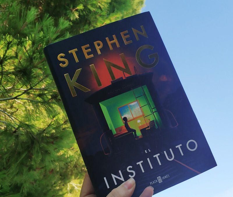 El instituto de Stephen King