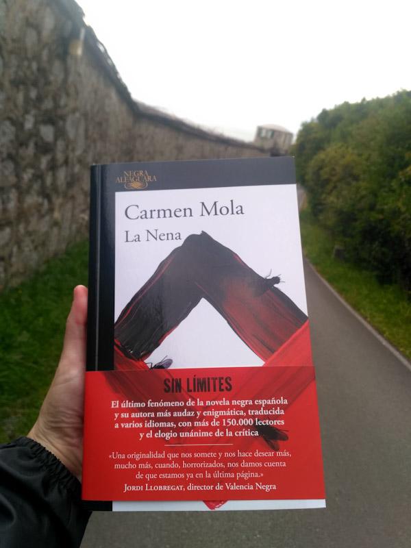 La nena de Carmen Mola
